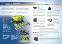 Position Sensing Solutions for Off-Highway and Industrial Vehicles Brochure - 3