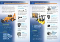 Position Sensing Solutions for Off-Highway and Industrial Vehicles Brochure - 4