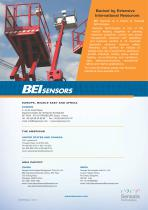 Position Sensing Solutions for Off-Highway and Industrial Vehicles Brochure - 5