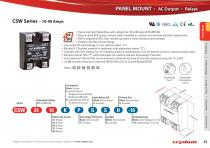 Solid State Relays & Contactors - 13