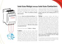 Solid State Relays & Contactors - 7