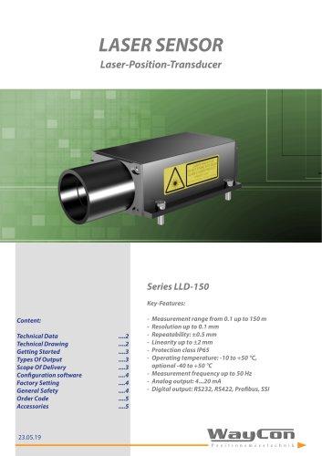 Long Distance Laser LLD-150