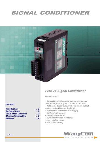 Signal Conditioner PMX-24