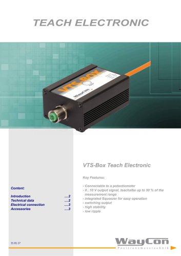 VTS-Box Teach Electronic