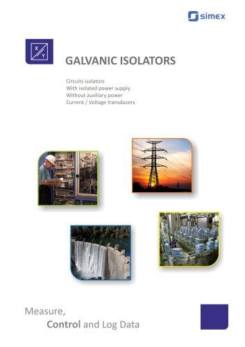 Galvanic Isolators brochure