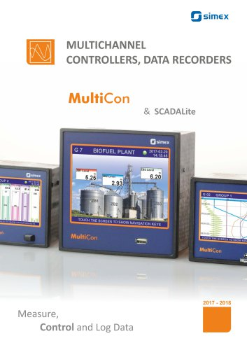 MultiCon Overview