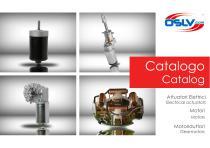 Gear and Motors Catalog