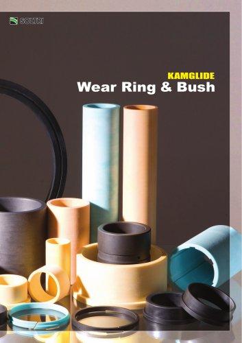 Kamglide - Wear(Piston) ring, Bushes.