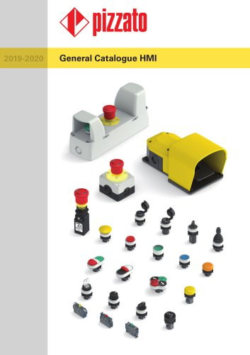 HMI general catalogue
