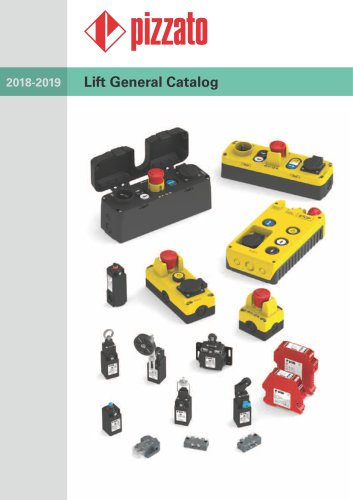 Lift general catalogue