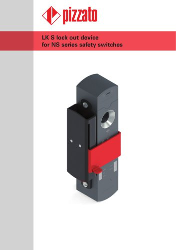 LK S lock-out device for NS series