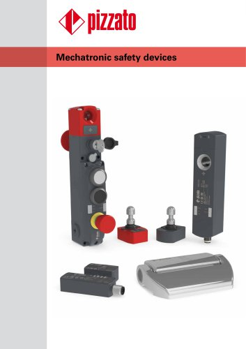Mechatronic safety devices