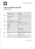 Conductix-Wampfler Cables - 11