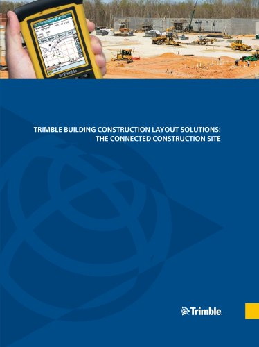 Construction Positioning Solutions Brochure - English