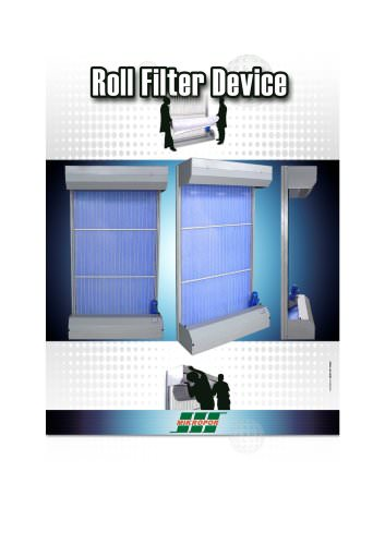 Roll Filter Device