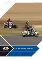 BOOST BELT PROGRAMME   SCOOTERS & RECREATIONAL VEHICLES - 1