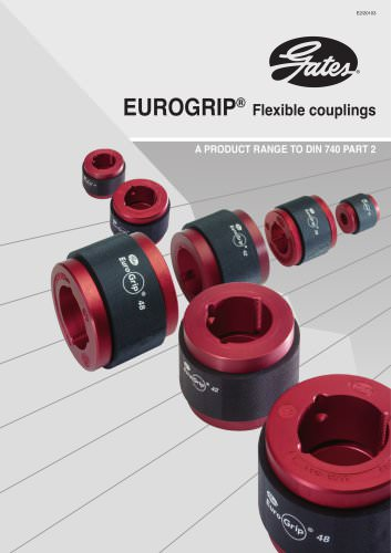 EUROGRIP  Flexible couplings