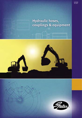 Gates' Hydraulic Hoses, Couplings & Equipment