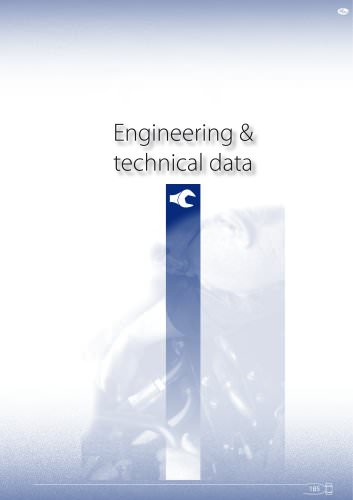 Technical & Engineering Data