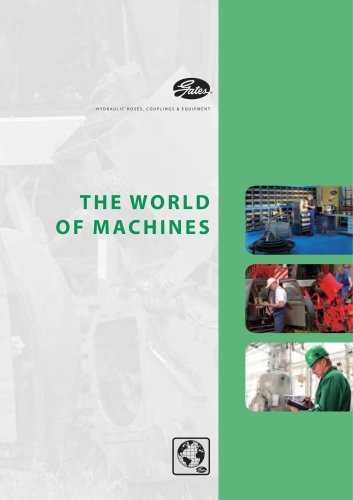 the world of machines