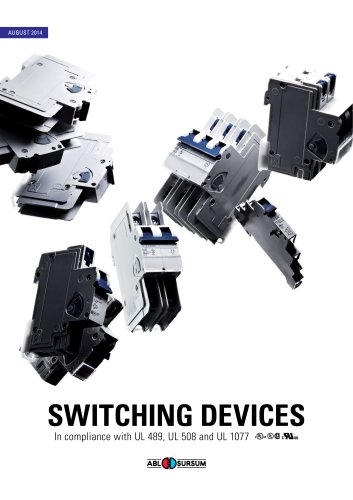UL switching devices