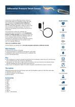 Differential Pressure Smart Sensor - 1