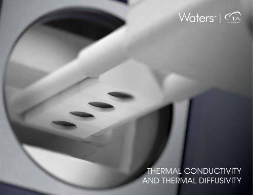 TA Instruments Thermal Conductivity and Thermal Diffusivity