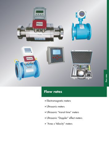 Flow - CHEMITEC - PDF Catalogs | Technical Documentation