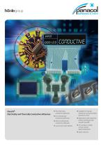 Elecolit® - Electrically and Thermally Conductive Adhesives - 1