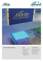 UV-LED-Curing Epoxy Adhesives - 1