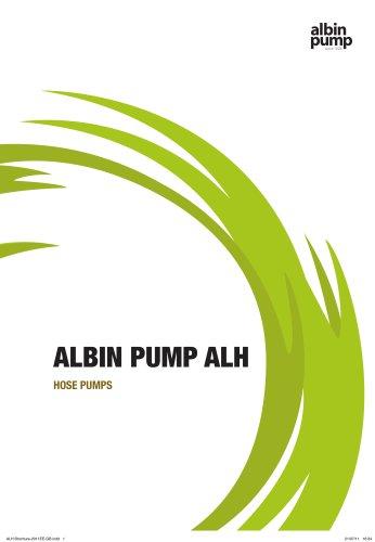 Albin Pump ALH - High Pressure Peristaltic Pump