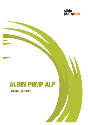 ALBIN PUMP ALP - LOW PRESSURE TUBE PUMP