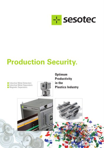 Optimum Productivity in the Plastics Industry