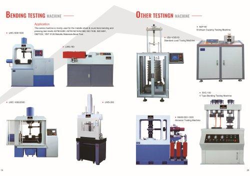 Hualong Tesitng Machine 10