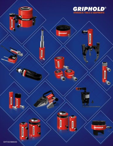 GRIPHOLD Hydraulic Tools and Equipments