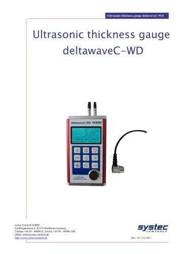 deltawaveC-WD