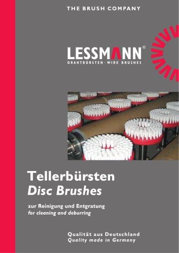 Disc Brushes
