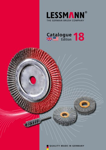 Main Catalog 2018