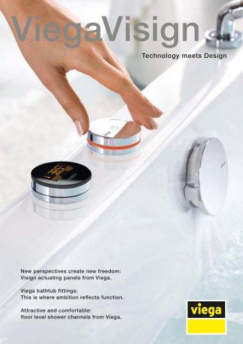 Viega Visign: Technology meets Design