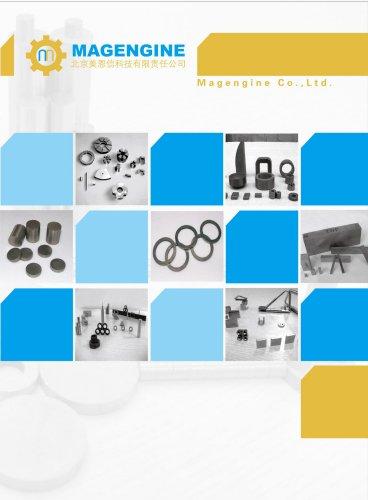Magengine Co., Ltd--SmCo magnet for motors, pumps