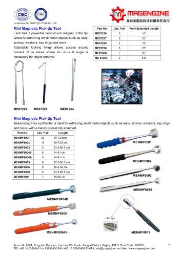 mini magnetic pick-up tool