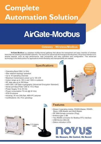 AirGate Catalog