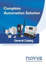 NOVUS General Catalog