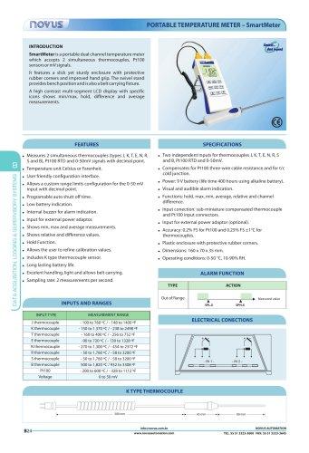 SmartMeter - Multi Sensor Meter