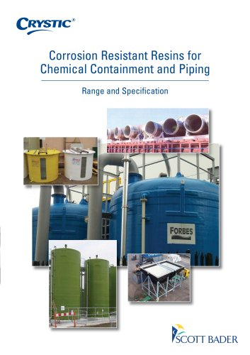 Chemical Containment Brochure