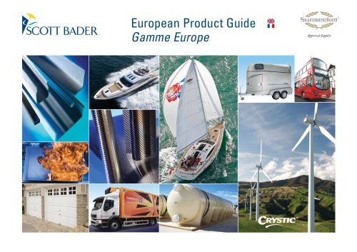 European Product Guide