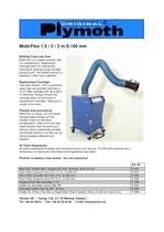 Mobi-Flex 1.5 • 2 • 3 m D.160 mm - 1