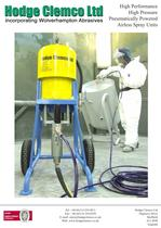 Airless Spray Units - 1