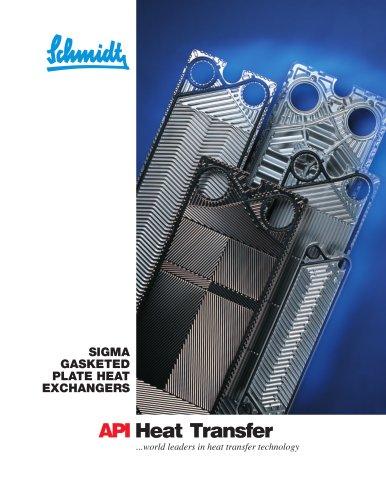 Schmidt-Bretten Plate Heat Exchangers