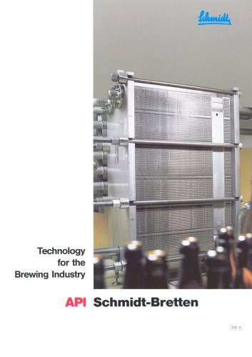 Technology For The Brewing Industry